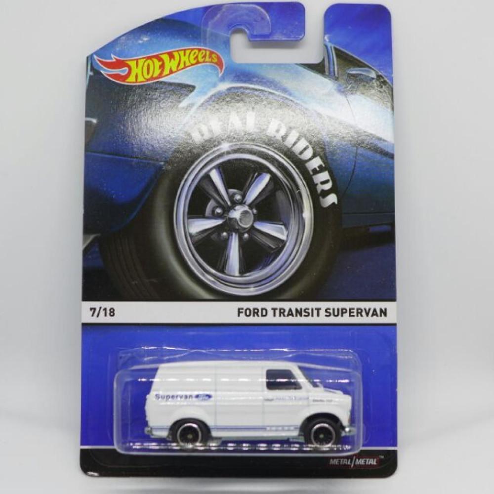 Машинка Hot Wheels Ford Transit Supervan