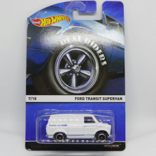Машинка Hot Wheels Ford Transit Supervan (Heritage Real Riders – 2015)