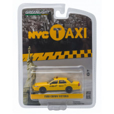 Greenlight NYC Taxi - 2011 Ford Crown Victoria