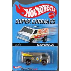 Hot Wheels The Volkswagen Beach Bomb Too (Super Chromes)